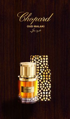 Oud Malaki by Chopard.  tobacco woody sweet warm spicy leather oud