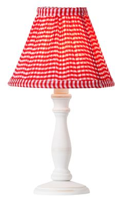 Sweet Red and White Gingham