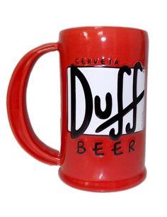Caneca Duff