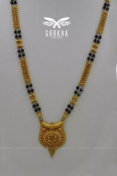 Antique Jewellery Designs, Gold Jewellery Design, Gold Rosary Necklace, Nose Ring Jewelry, Gold Chain Design, Gold Mangalsutra Designs, Gold Jhumka Earrings, Gold Jewelry Simple, Minimalist Jewelry