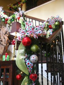 Kristen's Creations: The Christmas Decorating Has Begun...Come And See!!