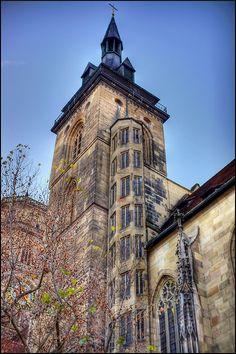 Schillerplatz Castle, Stuttgart, Germany.