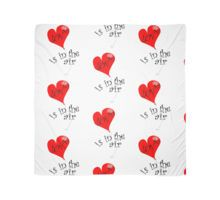 Love is in the air ... Scarf