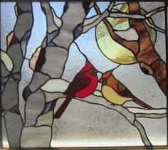 Stained Glass Windows - Spectrum Stained Glass Studio