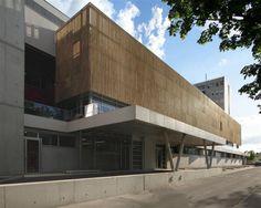 2/3/4/ Architecture - Louis Mourier Hospital