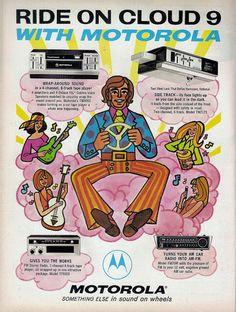 Motorola Audio Advert 1971