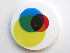 this is the closest to a puffy clock ive seen yet. Venn Diagram Wall Clock