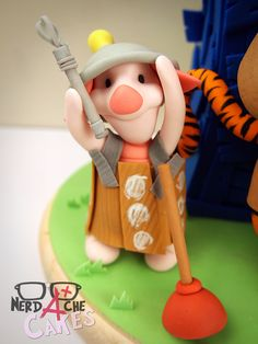 doctor who eleventh doctor disney food birthday tigger Eleven ...