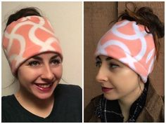 Sew a cute and comfy beanie that accommodates your messy bun (and ponytail)!Learn how to