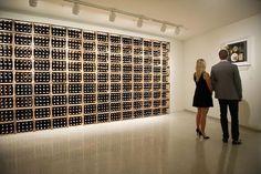 How ZERO artist Jan Henderikse put 1,512 bottles of beer on the wall at the Guggenheim: http://gu.gg/FNliH