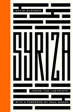 Syriza design by Jamie Keenan