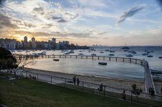 Redleaf Beach, Double Bay, Sydney, Australia