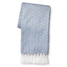 Sabrina Soto Patterned Throw