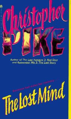 The Lost Mind- Christopher Pike
