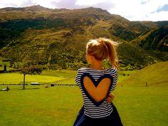 love this heart, peek-a-boo back!