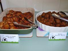 party food  http://www.lovesportsapp.com