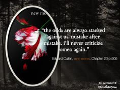 edward cullen Quotes | Yey! Edward Cullen quote Wallpapers (Other Characters Coming Soon)