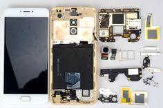 Interesante: El Meizu Pro 6 nos enseña su interior