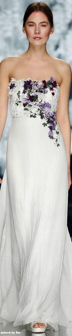 Yolan Cris Bridal Spring 2017 l Ria