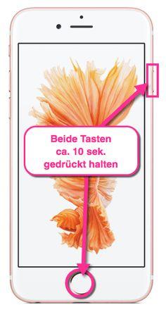 iPhone Neustart Methode 2 Ipad, Iphone, Tutorials
