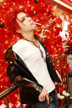 Mikoto, K-Project. Red king   (Haven't even see this but this is a great cosplay)