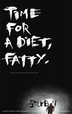 Vancouver Opera / Stickboy: Diet