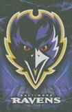 Cross Stitch Chart Baltimore Ravens