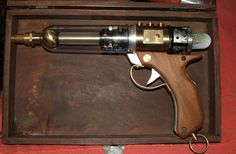 Warehouse 13 - The Tesla Gun -