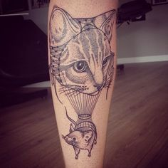 Done by Chris @ Silver Needles, Southend, UK. Instagram @bintt #inked #ink #tattoo