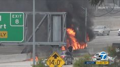 Off-duty firefighter witnesses pull victims from 405 plane crash