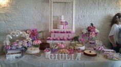 Sweet table Prima Comunione