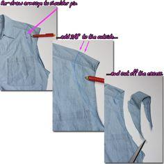 Altering shoulder