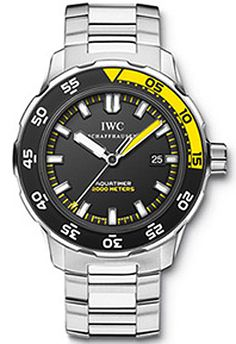 Iwc Aquatimer Automatic 2000 Meters Watch # IW356801 (Men Watch). Please visit us at the following URL: http://www.bodying.com/iwc-aquatimer-automatic-2000-iw356801/watches/21067
