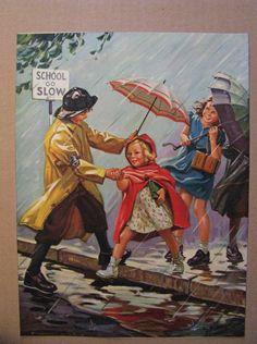 School crossing----- Hintermeister