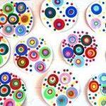 100 et une idées en arts visuels: réalisations d'élèves de maternelle (petite section, moyenne section, grande section).
