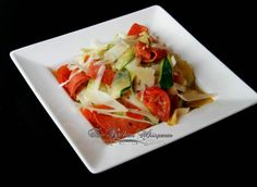 The Kitchen Whisperer Italian Style Zucchini Ribbon Noodle Pasta