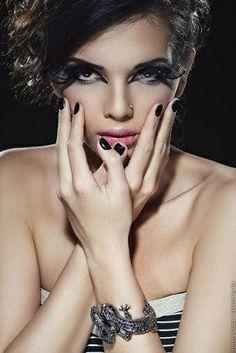 Yes Fashion: Anastasia Model from RIga,Latvia