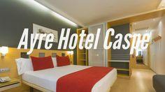 Ayre Hotel Caspe en Barcelona, España