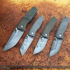 Group shot. XXL, Venator (thanks @wadech) and 2 small myrmidons. Curry Knives