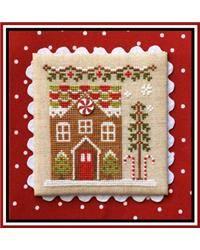Gingerbread Village 3-Gingerbread House 1