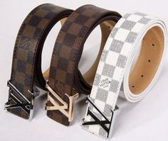 Louis Vuiton Belt - I Want To Have Those Belts - luxe - eewee.fr