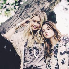 barbara palvin and gigi hadid - Google Search