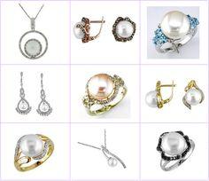 Pearl Jewelry by Grande Jewelry