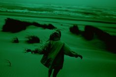 ◍iт'ѕ noт тнe world тнaт'ѕ crυel, iт'ѕ тнe people in iт◍ aesthetic ~green~ beach