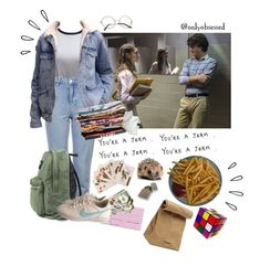 """""""Untitled #22"""" by onlyobsessed on Polyvore featuring Topshop, NIKE, Jil Sander, Old Navy and Retrò"""