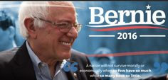 Article: Bernie vs. Hillary & the GOP: 50 Righteous Reasons to Support Bernie Sanders for President | OpEdNews
