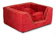 Snoozer Luxury Square Pet Bed, X-Large, Coffee/Peat -- You can find more details by visiting the image link.