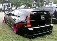 Nissan Stagea M35 Widebody