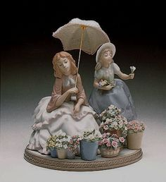 LLADRO - FLOWERS FOR SALE