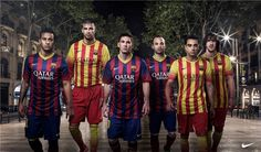 FC Barcelona 2014 Background
